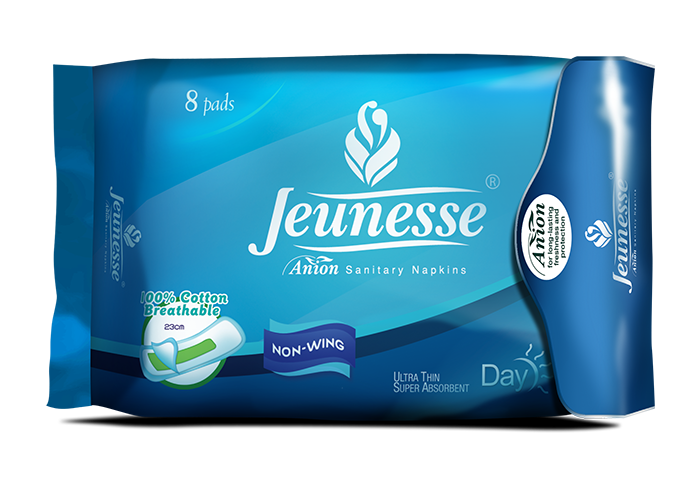Jeunesse Ultra Thin Super Absorbent Day Pad